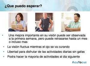 Kamra Vision, lentes para vista cansada en Tecnoláser Clinic Vision Sevilla