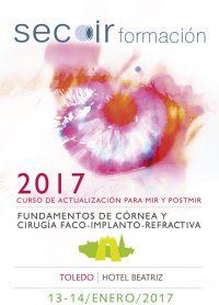 Tecnoláser Clinic Vision forma a oftalmólogos en SECOIR Formación 2017
