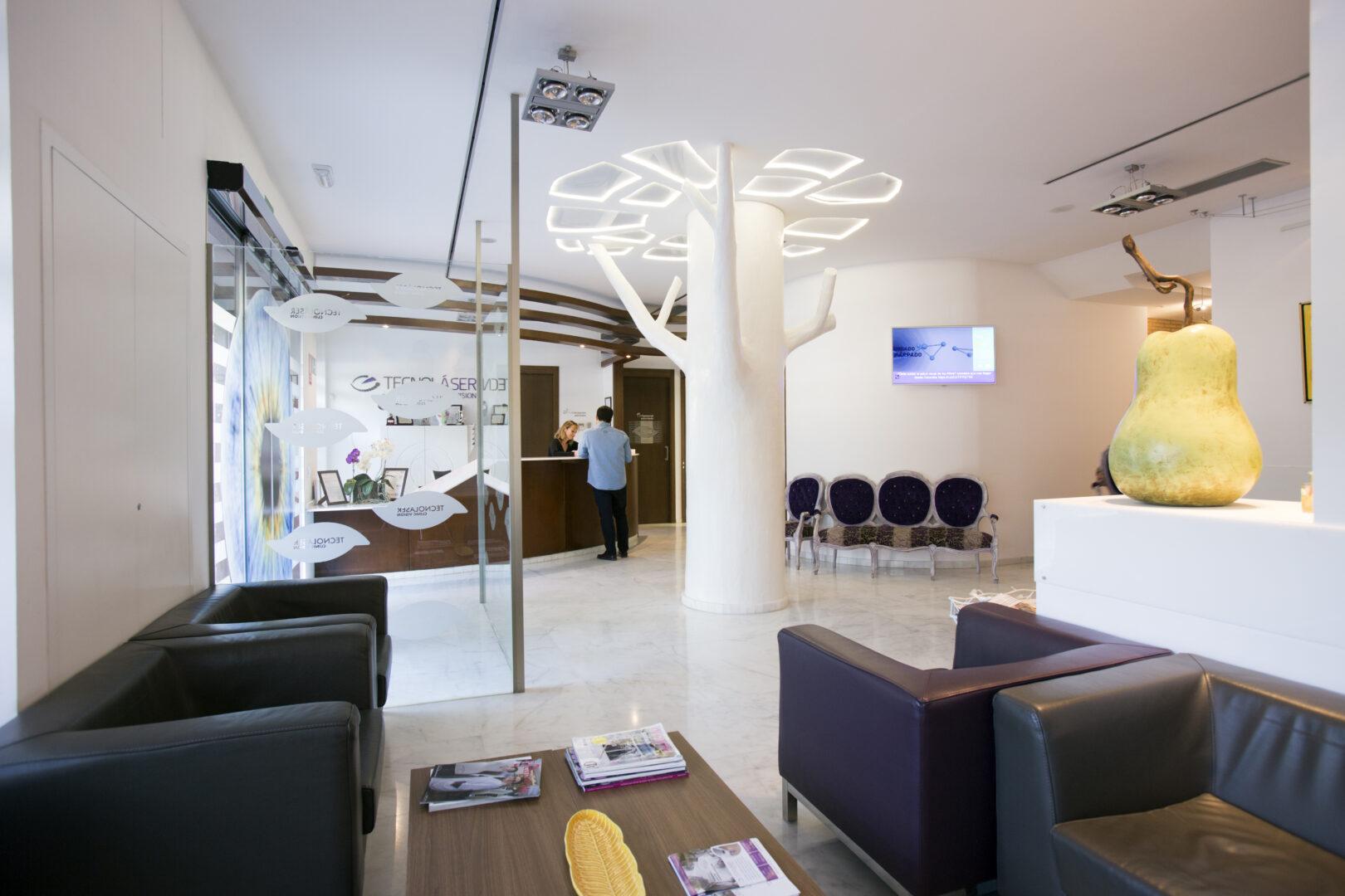 Centros tecnolaser sevilla tecnolaser clinic vision for Oficina de adeslas