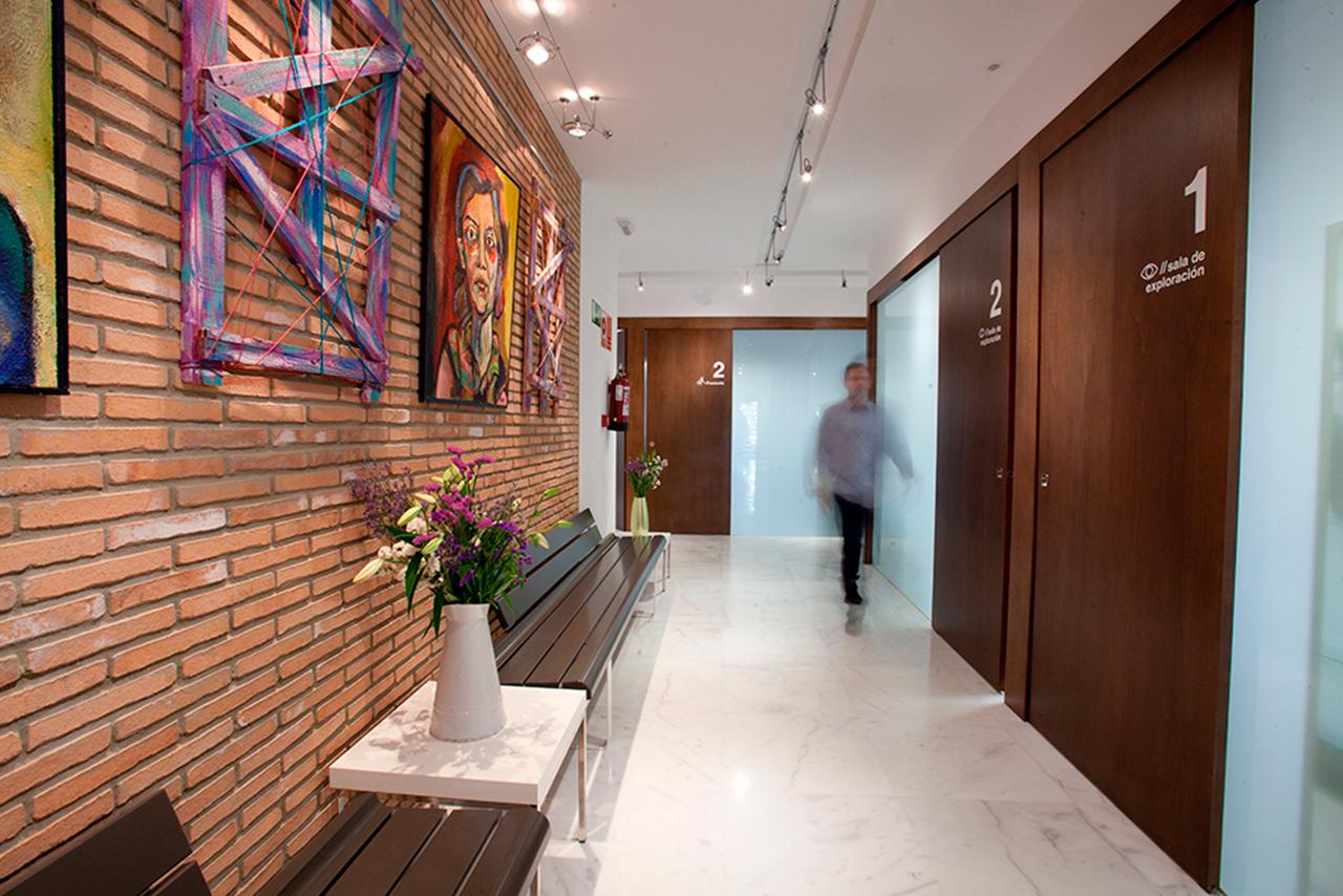 Instalaciones Tecnolaser Clinic Vision