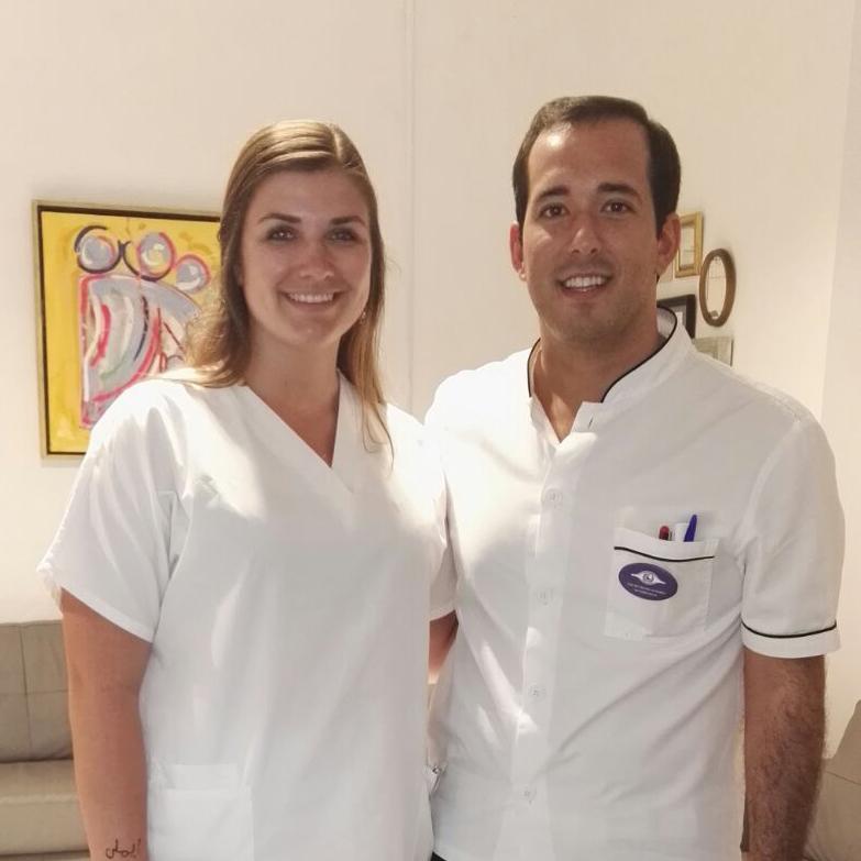Estudiantes de Medicina norteamericanos se forman en Tecnolaser
