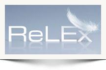 Logotipo de ReLEx Smile - Cirugía de miopía