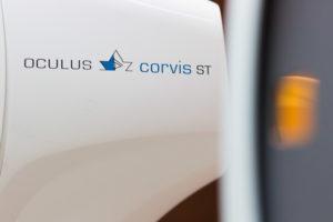 Corvis Pentacam en Tecnolaser Clinic Vision