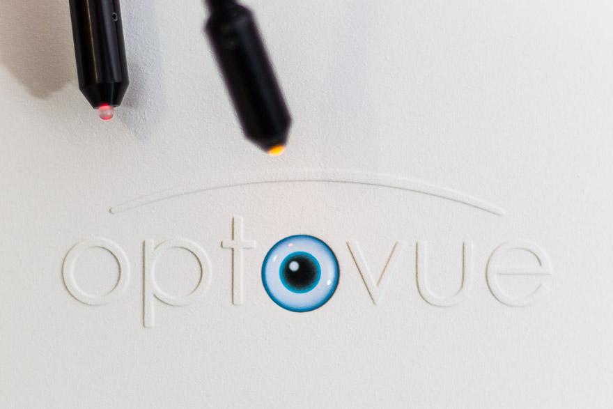 OCT Optovue en Tecnolaser Clinic Vision