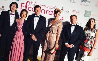 Federico Alonso Aliste, Premio Escaparate empresarial 2017