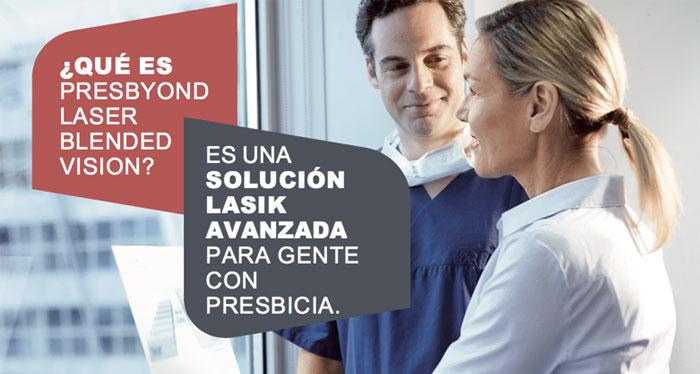 8bd72534d2 Cirugía de presbicia con láser - Tecnolaser Clinic Vision Sevilla