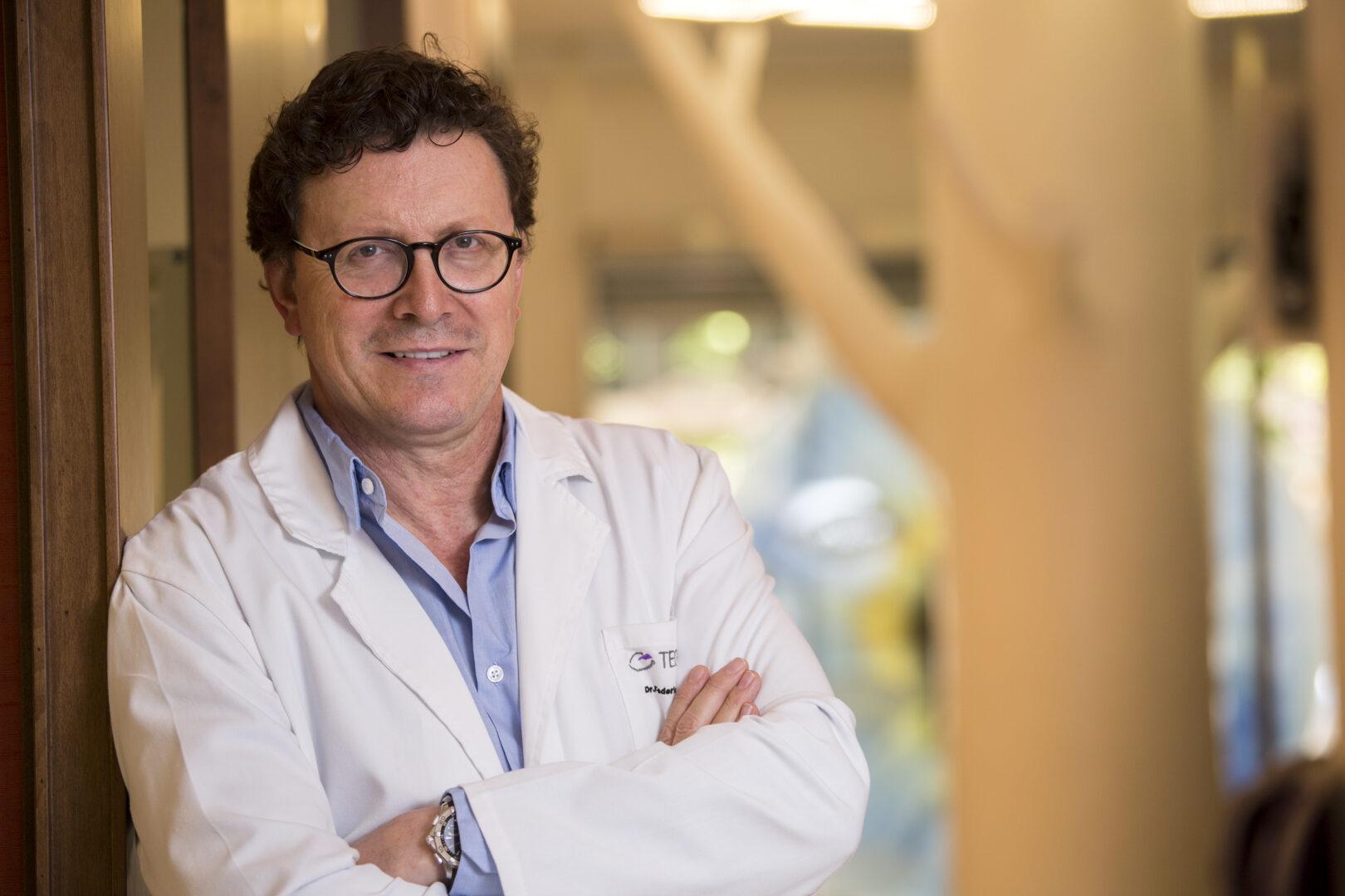 El Dr. Federico Alonso Aliste ponente en el curso Oftaltech Brain Trust