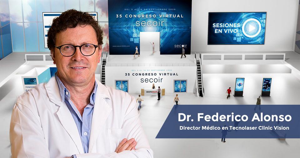 Congreso Virtual SECOIR con participación del Dr. Federico Alonso